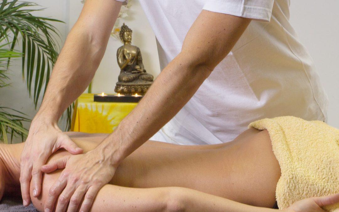Le massage 4 mains pour doubler la sensation de détente et de bien-être
