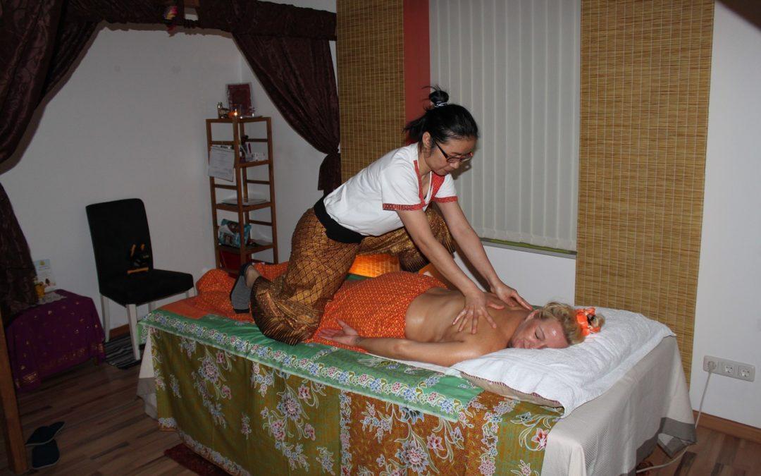 Profitez des soins thérapeutiques d'un massage thaï paris !