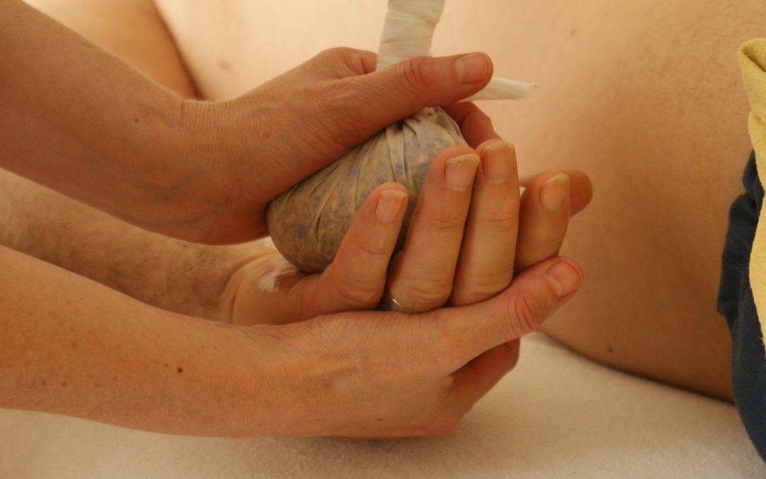 Le massage ayurvédique pour donner de l'énergie à votre corps